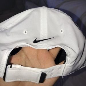 Nike Accessories - Nike white cap